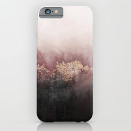 Pink Sky iPhone Case