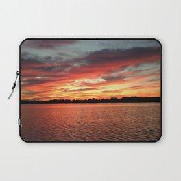 Randy's Sunset Laptop Sleeve