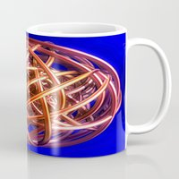 the wire Mugs featuring Wire Ball by Brian Raggatt