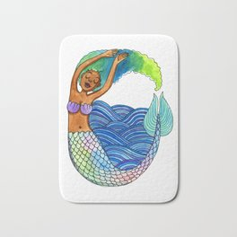 Mermaid Bath Mat