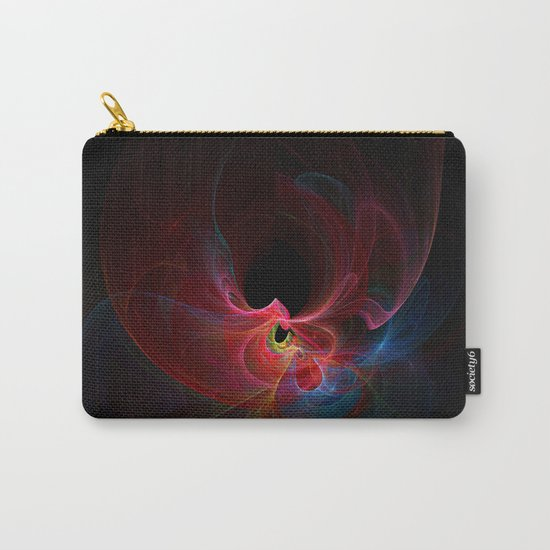 Fractal - 33 Colorful Carry-All Pouch