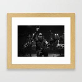 Gene the Werewolf Framed Art Print
