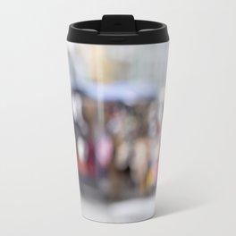 Street Cart Travel Mug