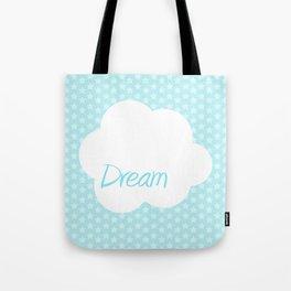 Dream Print Tote Bag