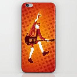 We Salute You iPhone Skin
