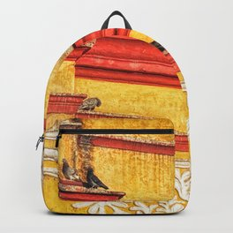 Peace on Earth Backpack
