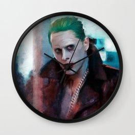 The Joker (Scarface Juggalo) Wall Clock