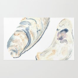 Oyster Shells Rug