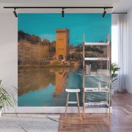 Wonderful Firenze Wall Mural