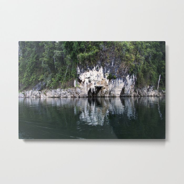 Untitled Cave Metal Print