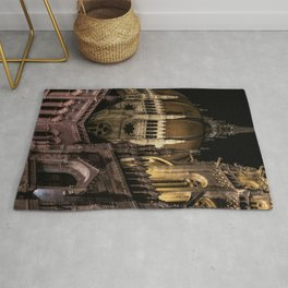 Postcard from Budapest Rug