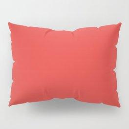 Christmas Red Pillow Sham