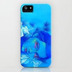 All Is Full of Love (Luna Moths) Slim Case iPhone (5, 5s)