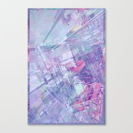 Orthographic 02 Canvas Print