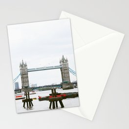 London Bridge (Ain't Falling Down) Stationery Cards