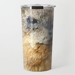 African Rock Hyrax Travel Mug