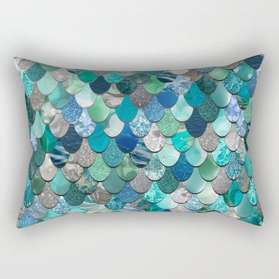 Mermaid Art, Sea,Teal, Mint, Aqua, Blue by meganmorrisart