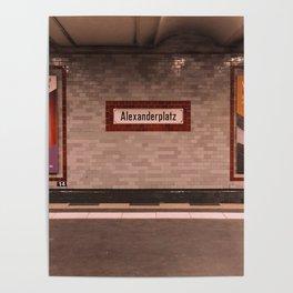 BERLIN SPIRIT - 3 Poster