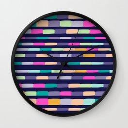 STRIPY Wall Clock