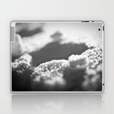 Snow Black and White Laptop & iPad Skin