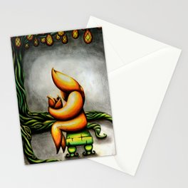 A Peculiar Love Stationery Cards