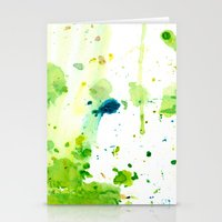 atlas Stationery Cards featuring atlas by agnes Trachet