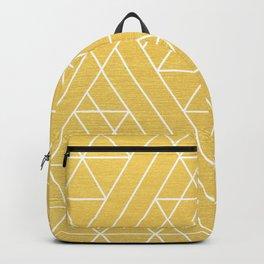 Golden Goddess Backpack