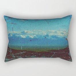 Distressed - II Rectangular Pillow
