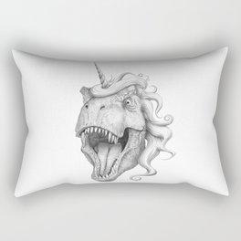T-rexicorn Rectangular Pillow
