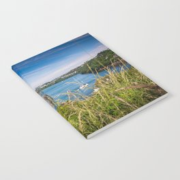 View of Kinsale, Ireland from Summer Cove Notebook