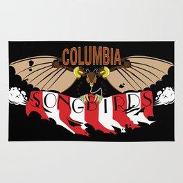 Columbia Songbirds Rug