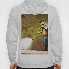 Banksy, Cave Paintings Hoody
