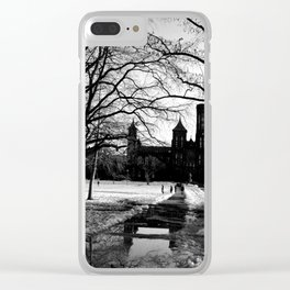 Smithsonian Clear iPhone Case