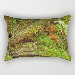 Moss Hysteria Rectangular Pillow