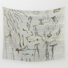 Doddle-Rama Wall Tapestry