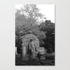 Watch Over Me Canvas Print