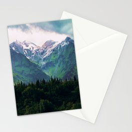 Escaping from woodland heights III Stationery Cards