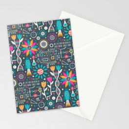 Flowers & STEMs Stationery Cards