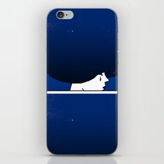 Silent Night iPhone & iPod Skin