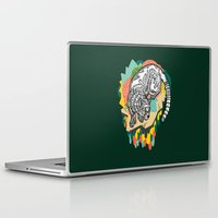 panther Laptop & iPad Skins featuring Panther by casiegraphics