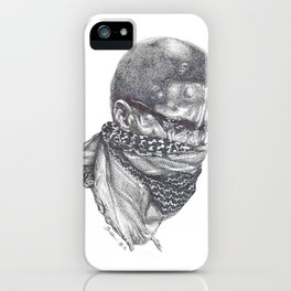 Malcolm Little iPhone Case
