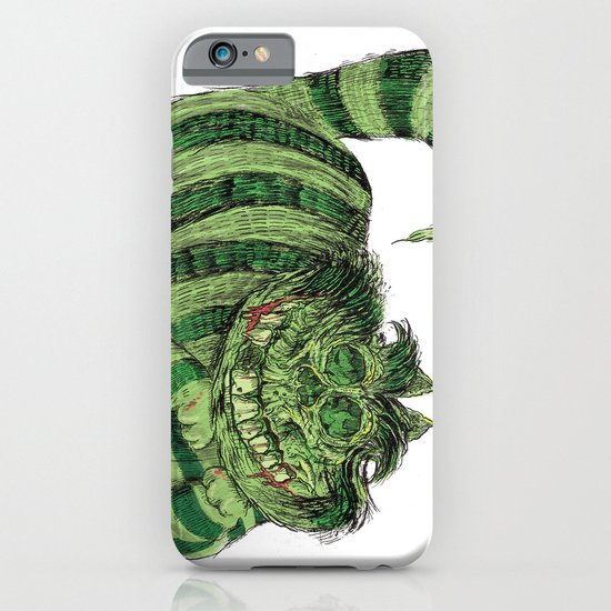 Cheshire iPhone & iPod Case