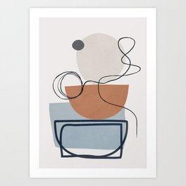 Abstract Art 15 Art Print