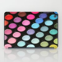 makeup iPad Cases featuring Makeup by Ink and Paint Studio