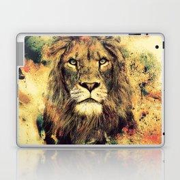 LION -THE KING Laptop & iPad Skin