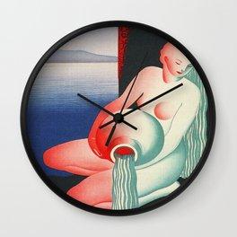 Castellammare di Stabia - Naples Italy Wall Clock