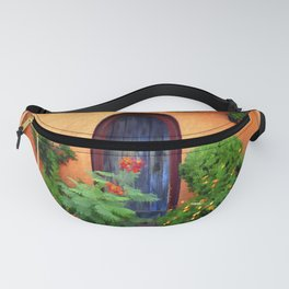 Garden Delights, Mesilla, NM Fanny Pack
