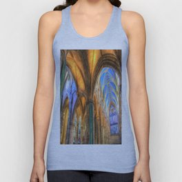The Cathedral Atmosphere Unisex Tank Top