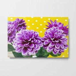 Flores y Diseño Metal Print