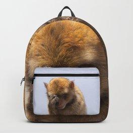 Monkey's Had Enough Backpack